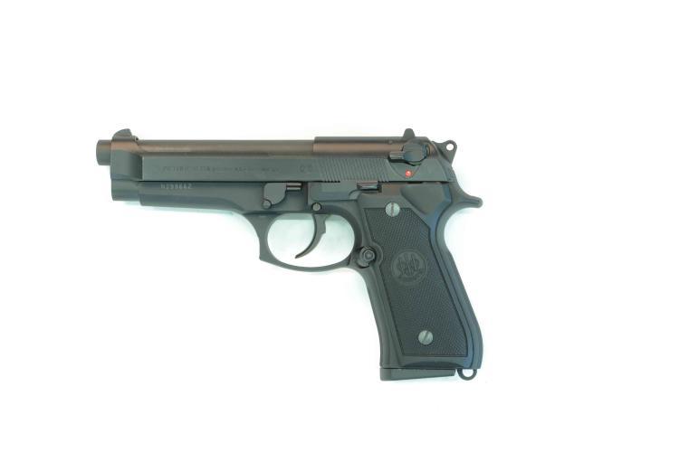 Beretta Mod. 92FS, 9 mm Luger, #N29966Z, § B