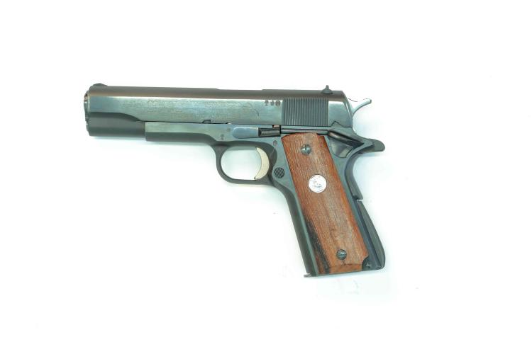 Colt Government, MK IV, Series 70, .45 ACP, #70G31401, §B