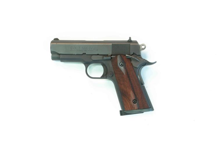 Colt Lightweight Officer's ACP Mk. IV Series 80, .45 ACP, #LF01304, § B