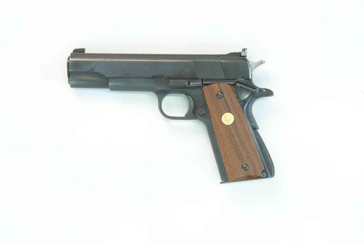 Colt Service Model ACE, .22 lr, #38443B70, § B