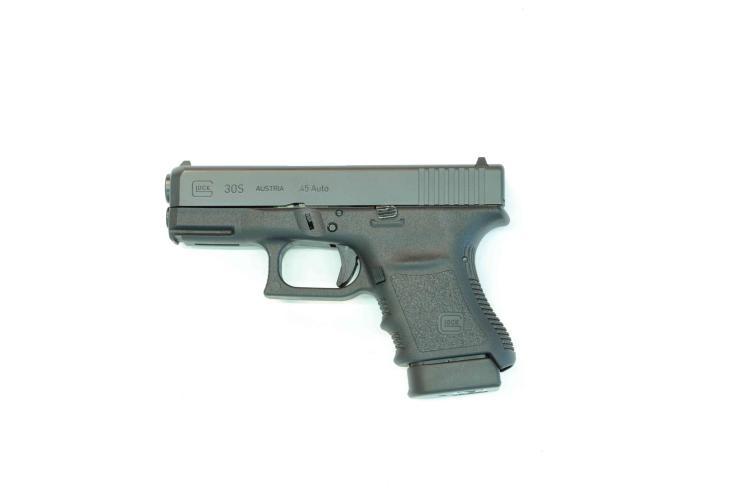 Glock 30Sgen4, .45 ACP, #XFM753, § B