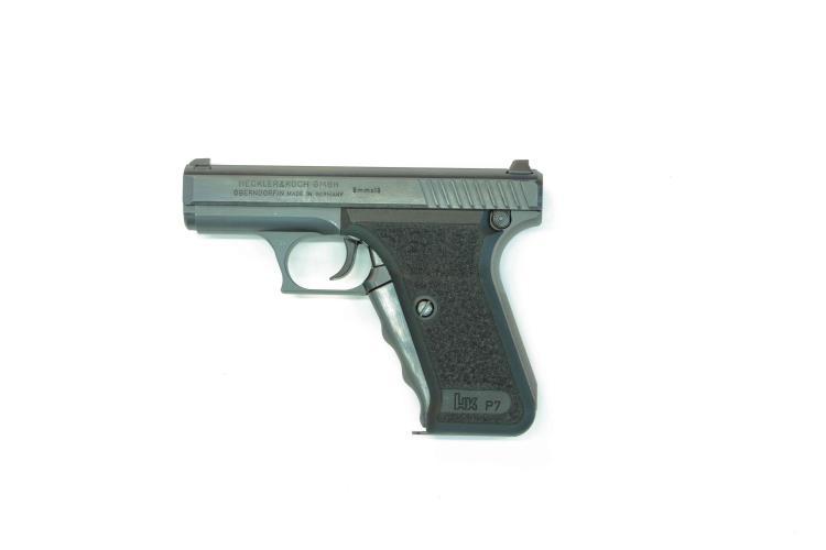 Heckler & Koch, P7, 9mm Luger, #57208, §B