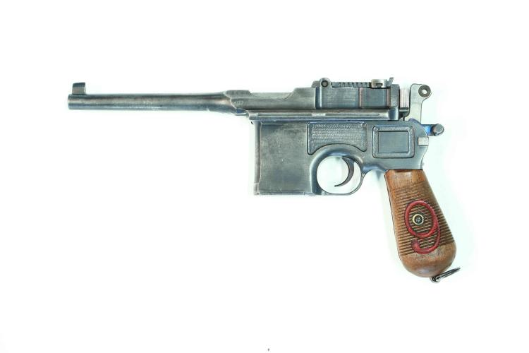 Mauser C96/16