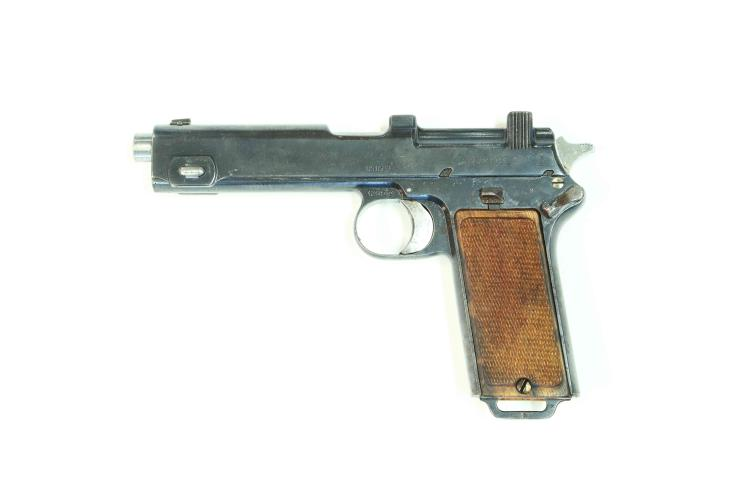 Steyr M.12 (Steyr-Hahn), 9 mm Steyr, #6987p, § B