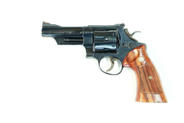 Smith & Wesson, mod. 25-5, .45 Colt, #N660505, §B