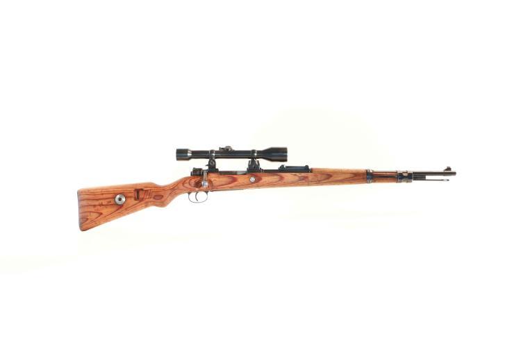 Mauser 98, sniper rifle 98k, 8x57IS, #9069e, §C