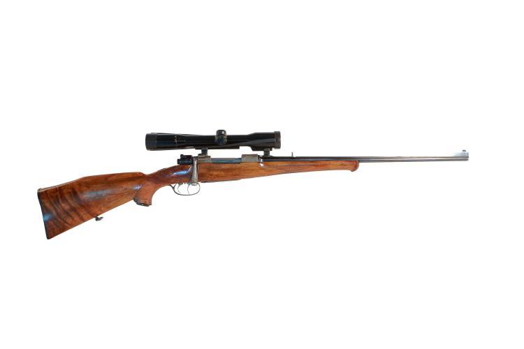 Mauser 98 Karl Hauptmann - Ferlach, 7x57, #14.2259, § C