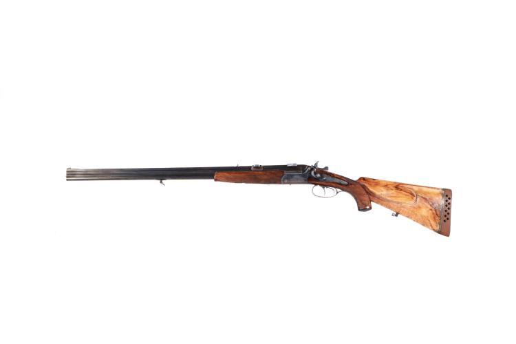 O/U double rifle Schmidt & Habermann - Suhl, 9,3x72R, #12653, § C
