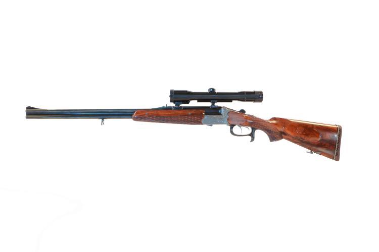 O/U double rifle, L. Borovnik - Ferlach, 7x65R, #40.2271, § C