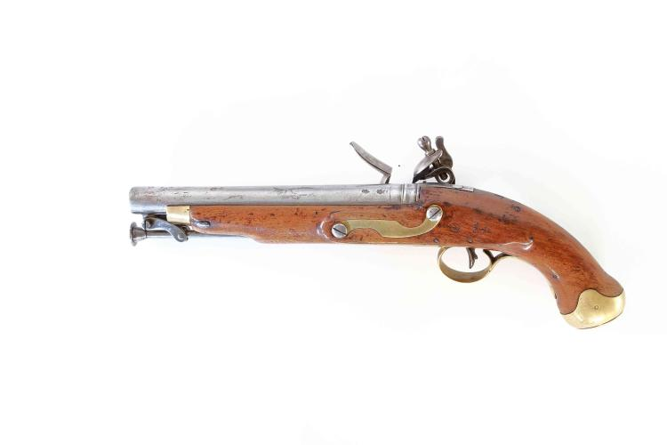 flintlock pistol Tower - London, .65, #8-551, § unrestricted