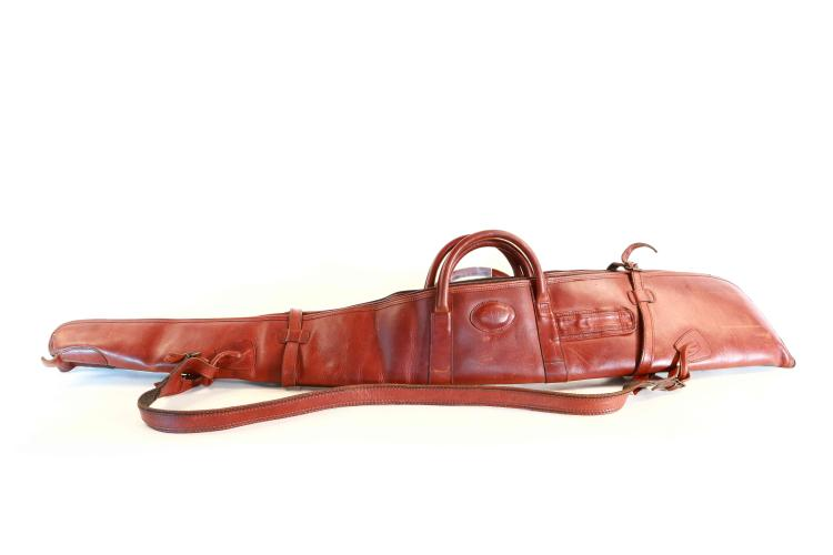Cosmi - Ancona, leather double gunsleeve