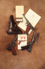 Parabellum / Luger Pistols - Special Auction