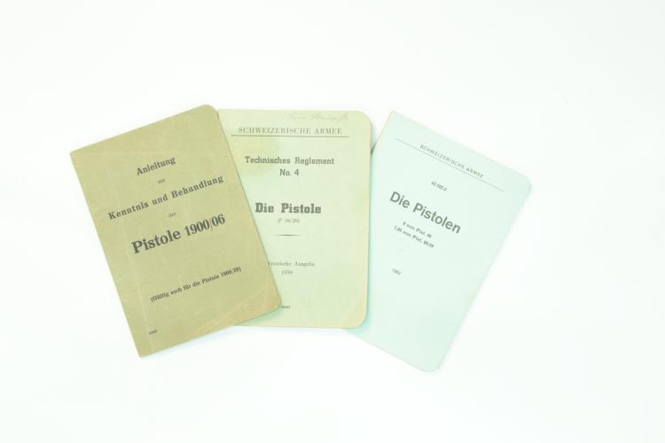 Military manuals (