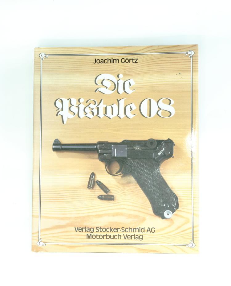 Görtz Joachim, Die Pistole 08 *