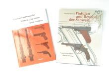 Pistol literature Switzerland, mixed lot *