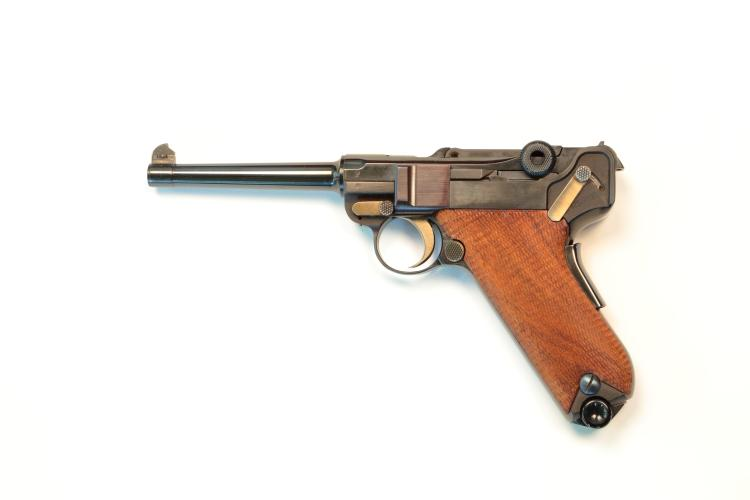 Mauser, model according to 06/29, .30 Luger, #10004098, § B *
