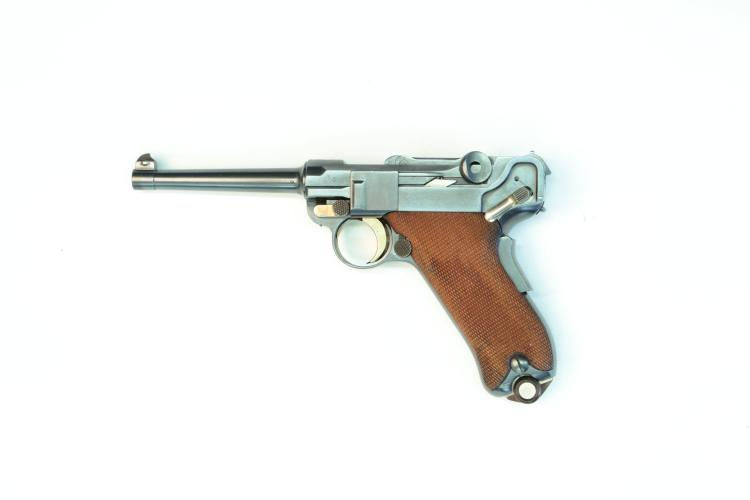 Switzerland, DWM, model 1900, .30 Luger, #2899, § B *