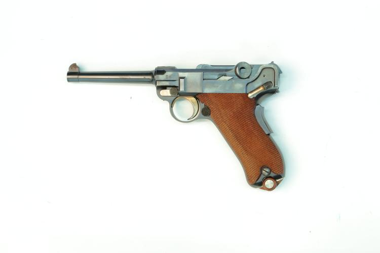 Switzerland, DWM, model 1900, .30 Luger, #2994, § B *