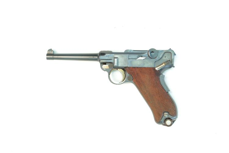 Switzerland, DWM, model 1900, .30 Luger, #4844, § B *