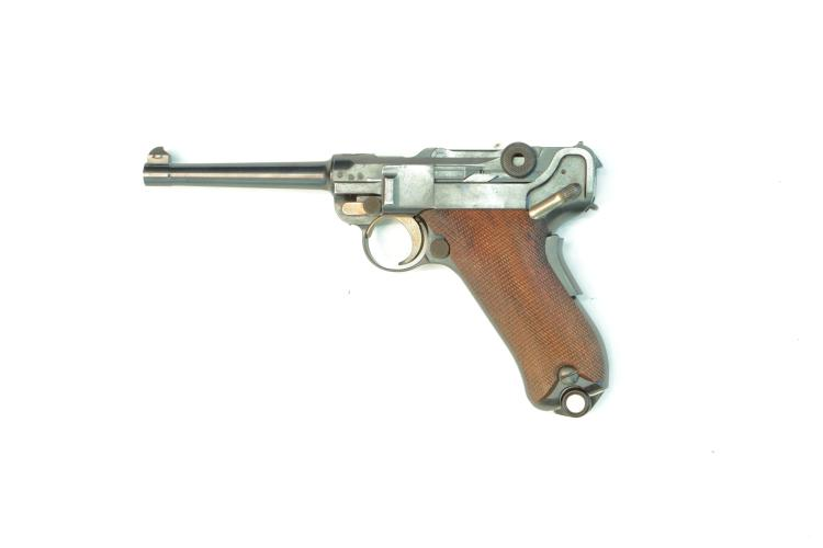 Switzerland, DWM, model 1900/06, .30 Luger, #14303, § B *