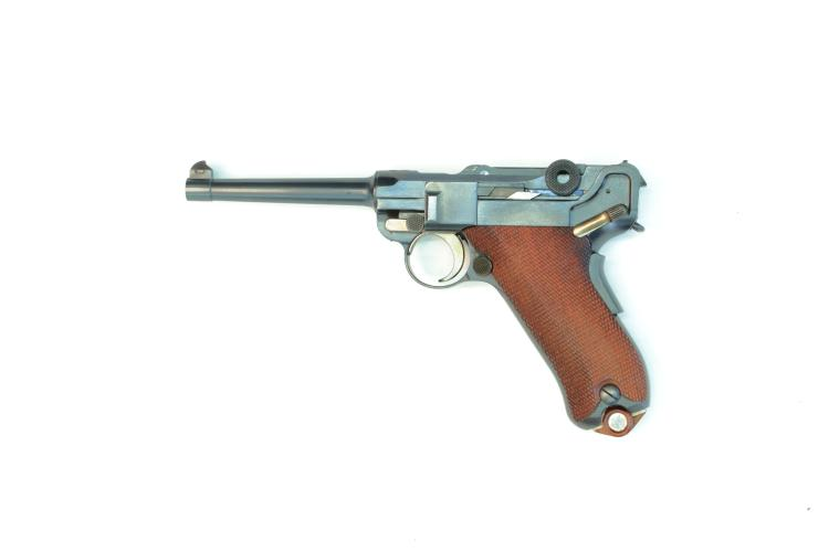 Switzerland, DWM, model 1900/06, .30 Luger, #532v, § B *