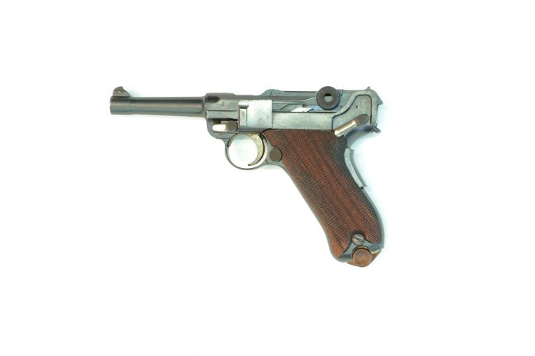 Switzerland, DWM, model 1900/06, .30 Luger, #87185, § B *