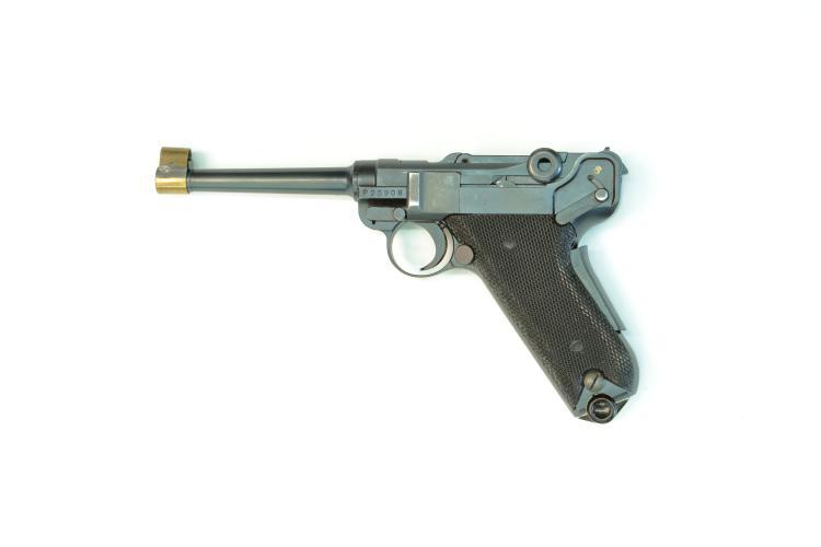 Switzerland, Waffenfabrik Bern, Modell 06/29, 7,65 Parabellum, #P25908, § B *