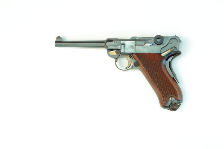 Switzerland, Waffenfabrik Bern, model 1906/24, .30 Luger, #22281, § B *
