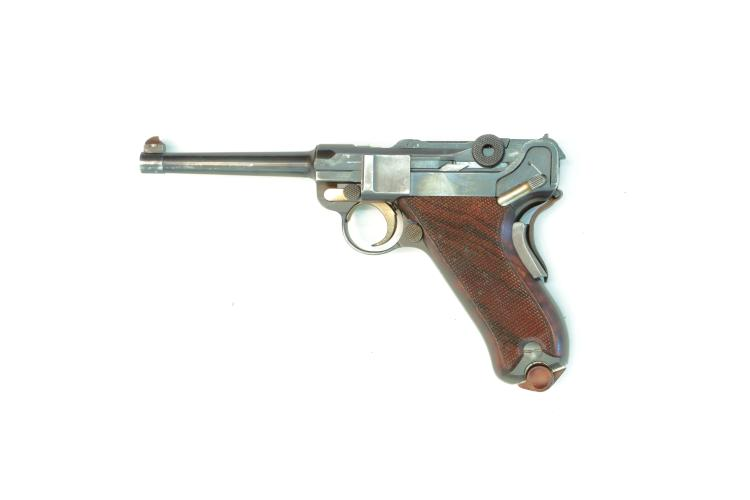 Switzerland, Waffenfabrik Bern, model 1906/24, .30 Luger, #32953, § B *