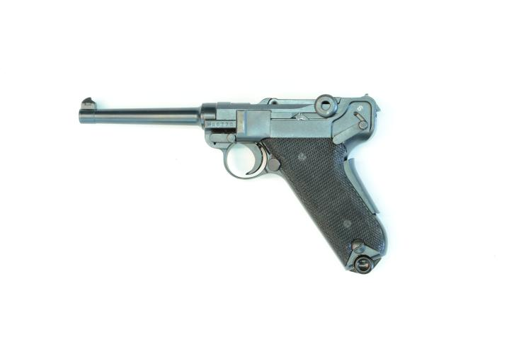 Switzerland, Waffenfabrik Bern, model 1906/29, .30 Luger, #66770, § B *