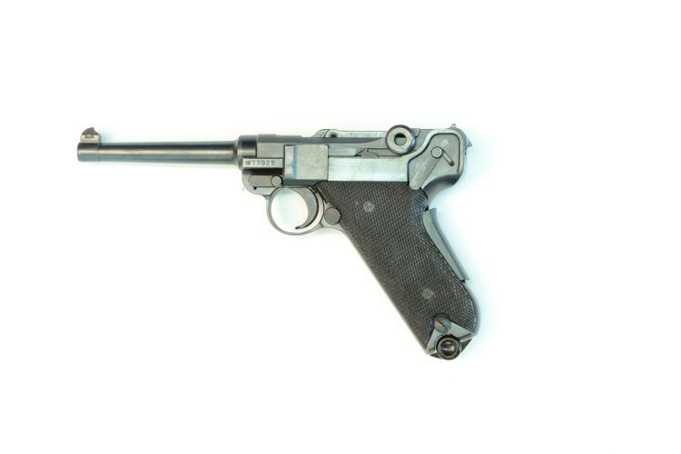 Switzerland, Waffenfabrik Bern, model 1906/29, .30 Luger, #77925, § B *