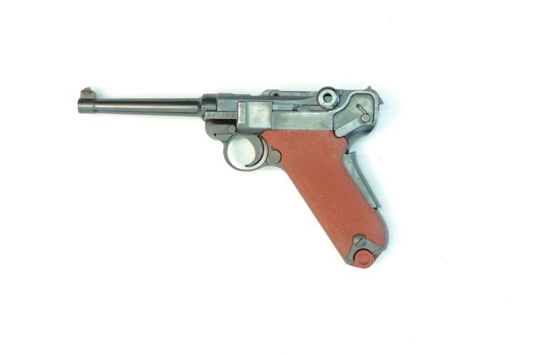 Switzerland, Waffenfabrik Bern, model 1906/29, .30 Luger, #P25089, § B *