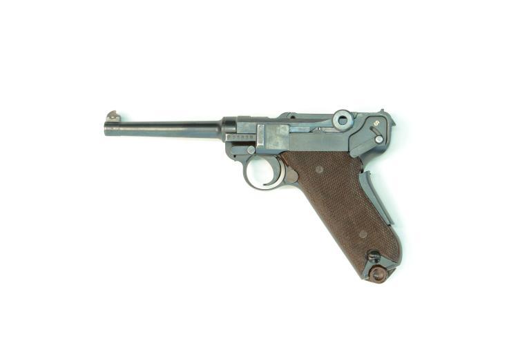 Switzerland, Waffenfabrik Bern, model 1906/29, .30 Luger, #P25839, § B *
