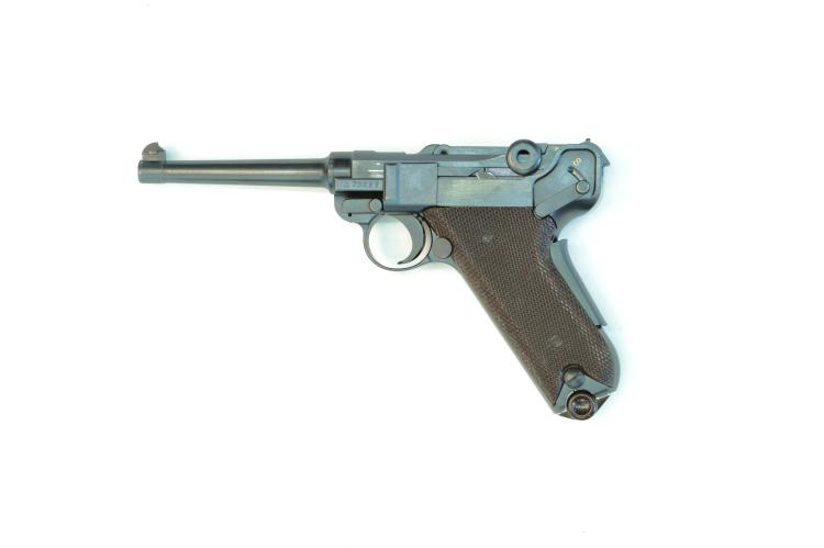 Switzerland, Waffenfabrik Bern, model 1906/29, .30 Luger, #P78227, § B *