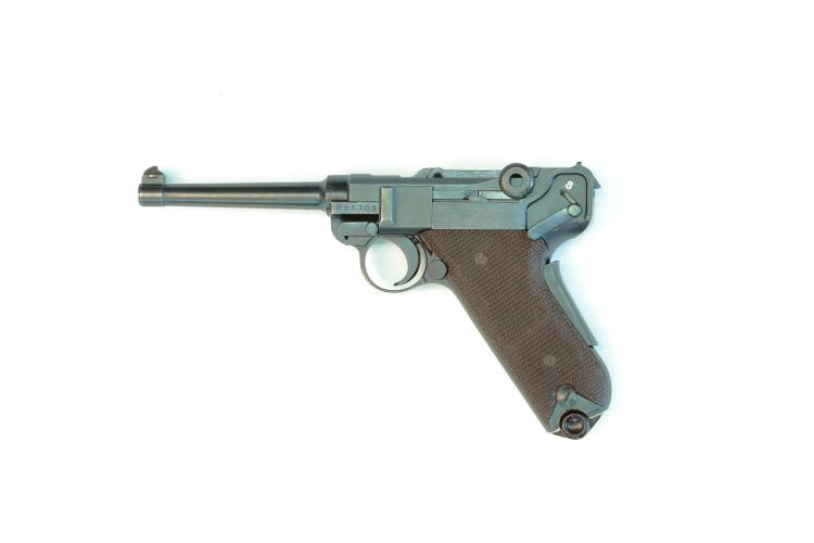 Switzerland, Waffenfabrik Bern, model 1906/29, .30 Luger, P25709, § B *