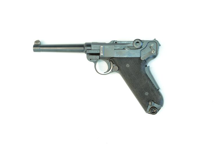 Switzerland, Waffenfabrik Bern, model 1906/29, prototype, 9 mm Luger, #66904, § B *