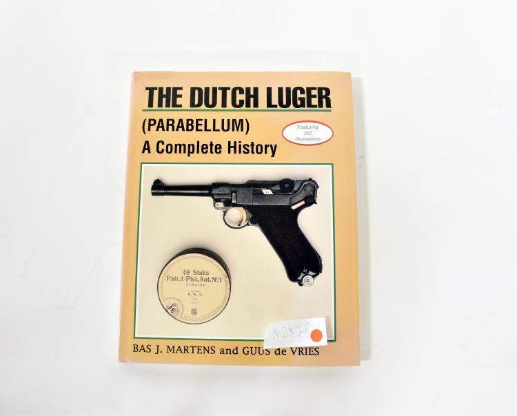 Martens Bas J. and de Vries Guus, The Dutch Luger *