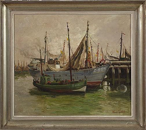 Albert Goethals (Belgian, 1885-1973)