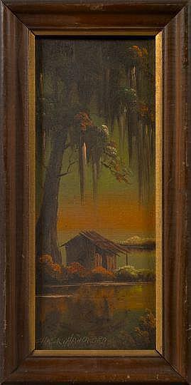 Charles R. Handford (American/Louisiana,