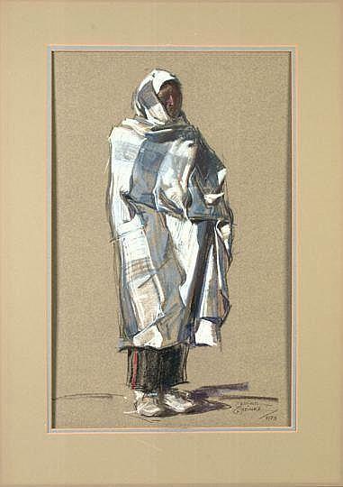 Bettina Steinke (American, Santa Fe, 1913-1999)