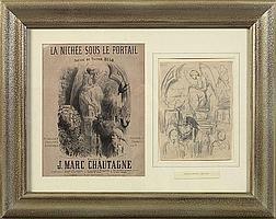 Celestin Francois Nanteuil (French, 1813-1873)