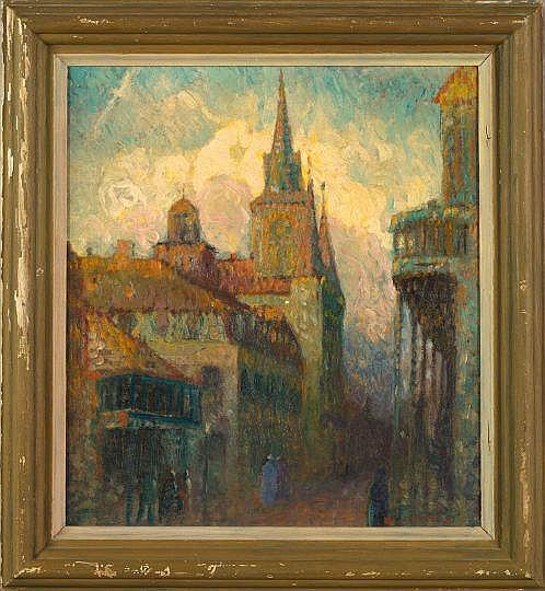 Knute Heldner (American/New Orleans, 1877-1952)