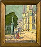 Clarence Millet (American/New Orleans, 1897-1959), Clarence Millet, Click for value