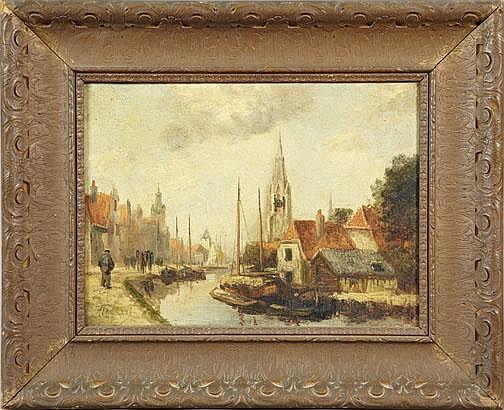 Adriaan Christiaan Willem Terhell (Dutch,