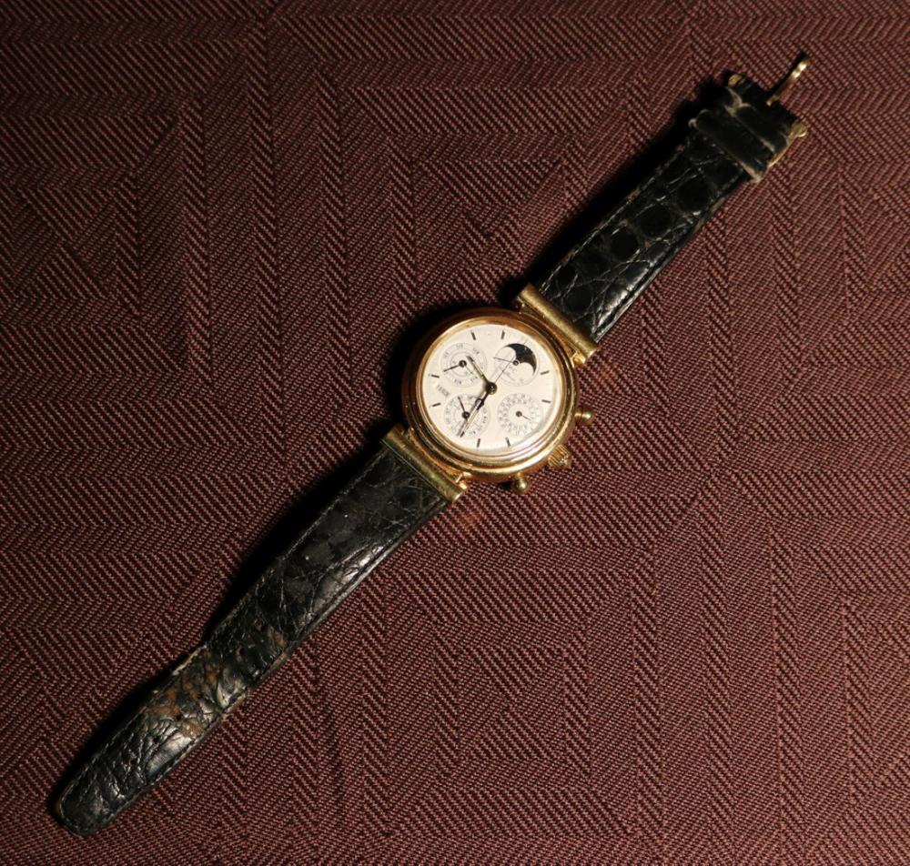 IWC Man's Wrist Watch