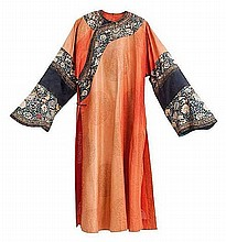 Chinese Embroidery Informal Robe