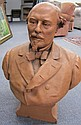 Terra Cotta Bust Signed A Darco