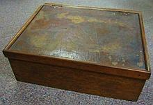 WWI Field Officer's Lap Desk