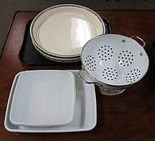 5 Pc Villeroy & Boch Auden Cooking Lot