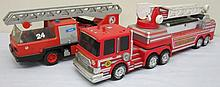 2 Firetrucks